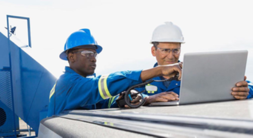 Mastering Data Drives Operational Efficiency for Oil and Gas Companies
