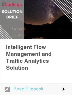 Intelligent Flow Management and Traffic Analytics Solution