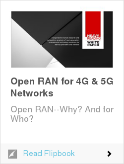 Open RAN for 4G & 5G Networks