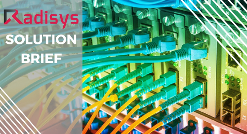 Radisys Software Defined Broadband Access Services