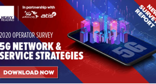 Heavy Reading 2020 5G Network & Service Strategies: 2020 Operator Survey