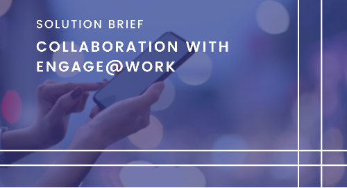 Collaboration Solution Brief: Radisys Engage@Work