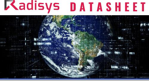 Radisys ES6005 and ES6007 Optical Network Terminals