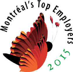 Top Employer in Montreal for 2015