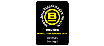2014 Benchmark Innovation Award logo