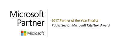 2017 Microsoft Inspire Awards- Finalist