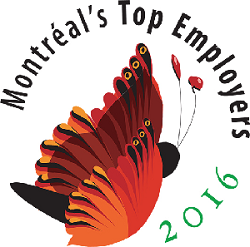 Top Employers in Montreal for 2016