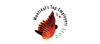 Top 25 Employers in Montreal 2013