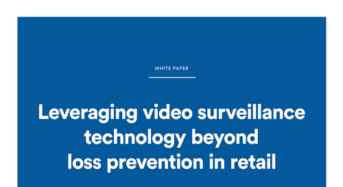 Leveraging video surveillance technology beyond loss prevention in retail