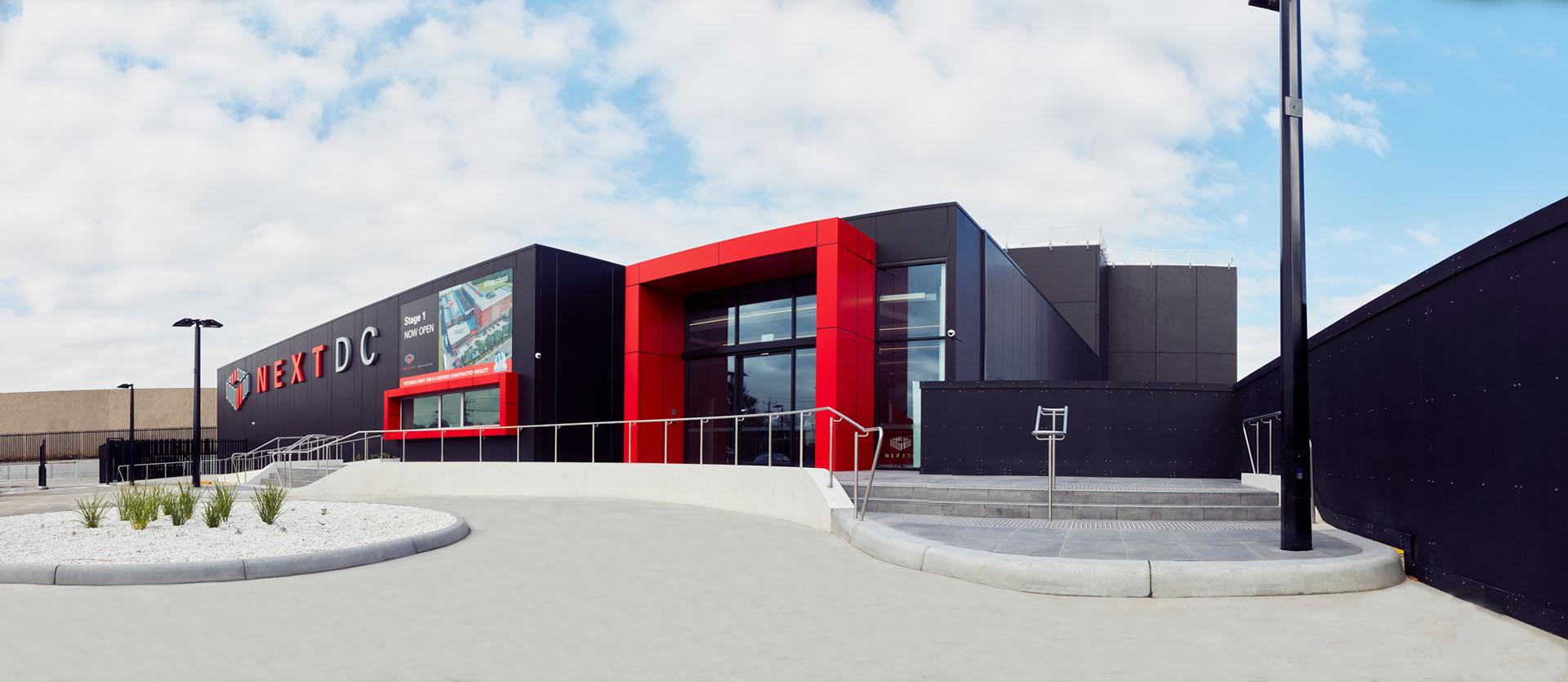 NEXTDC data center Australia -Genetec Inc physical security solutions