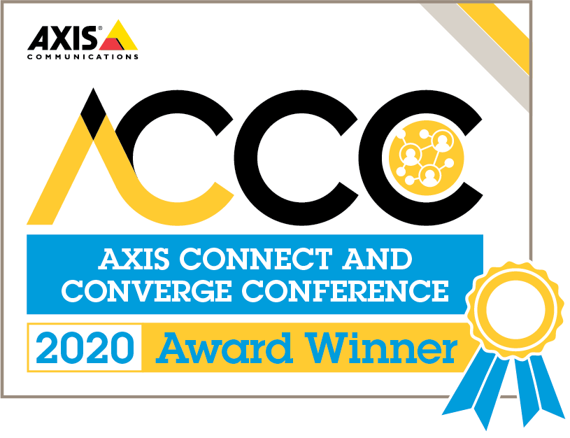 Genetec wins 2020 Axis Application Development Partner of the Year Award