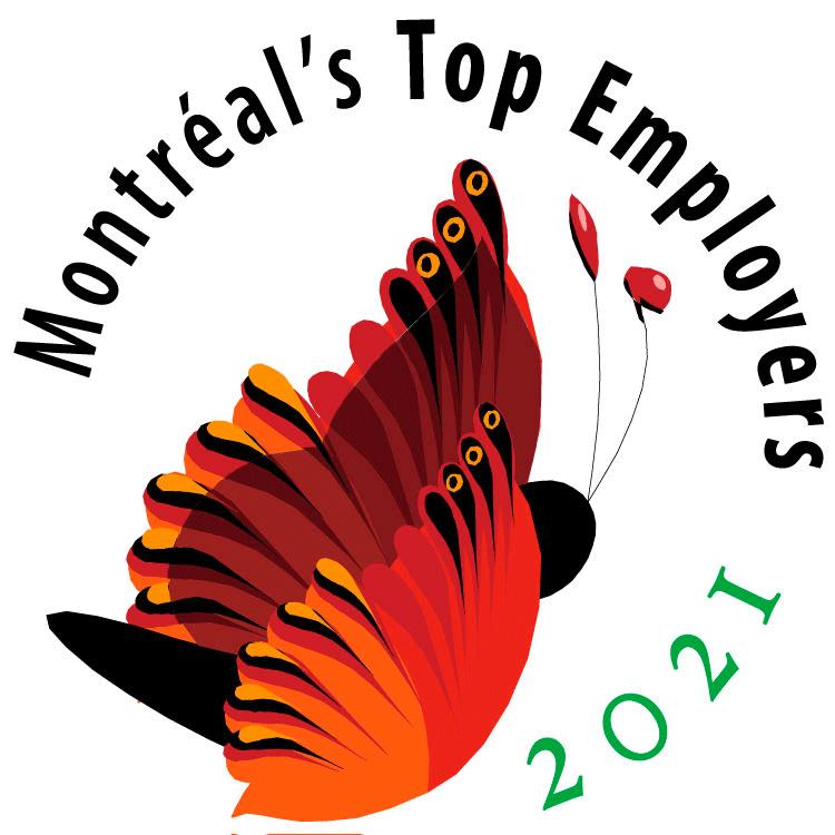 Genetec top employer in Montreal 2021