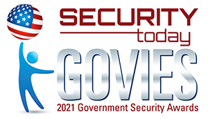 Genetec winner at 2021 Govies Government Security Awards