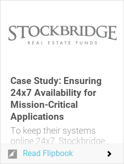 Case Study: Ensuring 24x7 Availability for Mission-Critical Applications