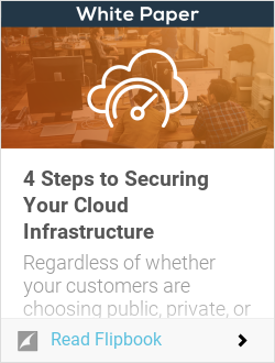 4 Steps to Securing Your Cloud Infrastructure