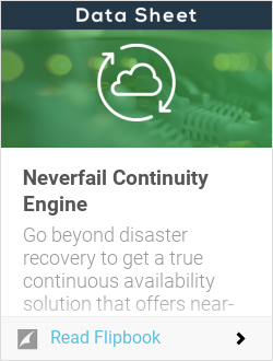 Neverfail Continuity Engine