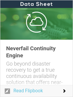 Neverfail Continuity Engine