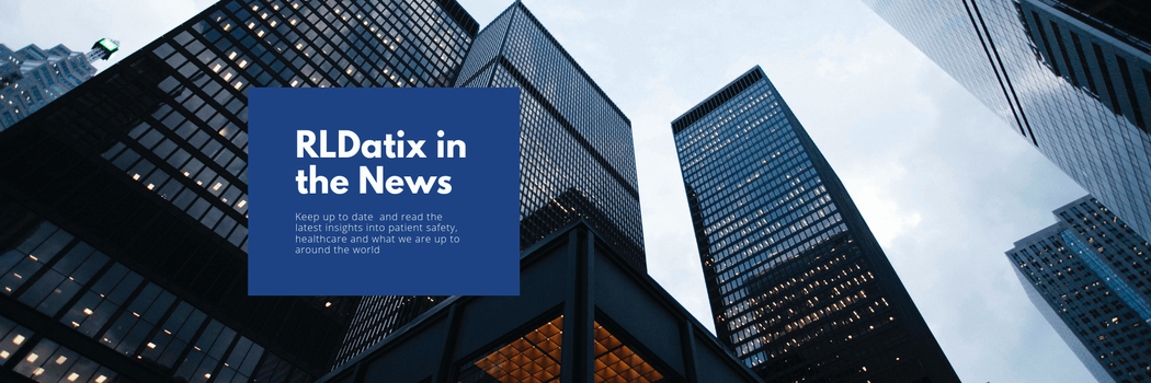 RLDatix - Safer, Better Care For All logo