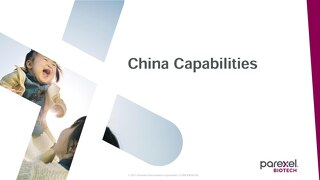 China Capabilities