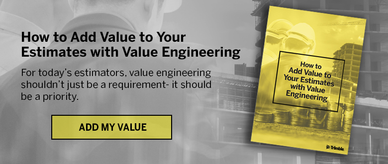 Download our Value Engineering Guide