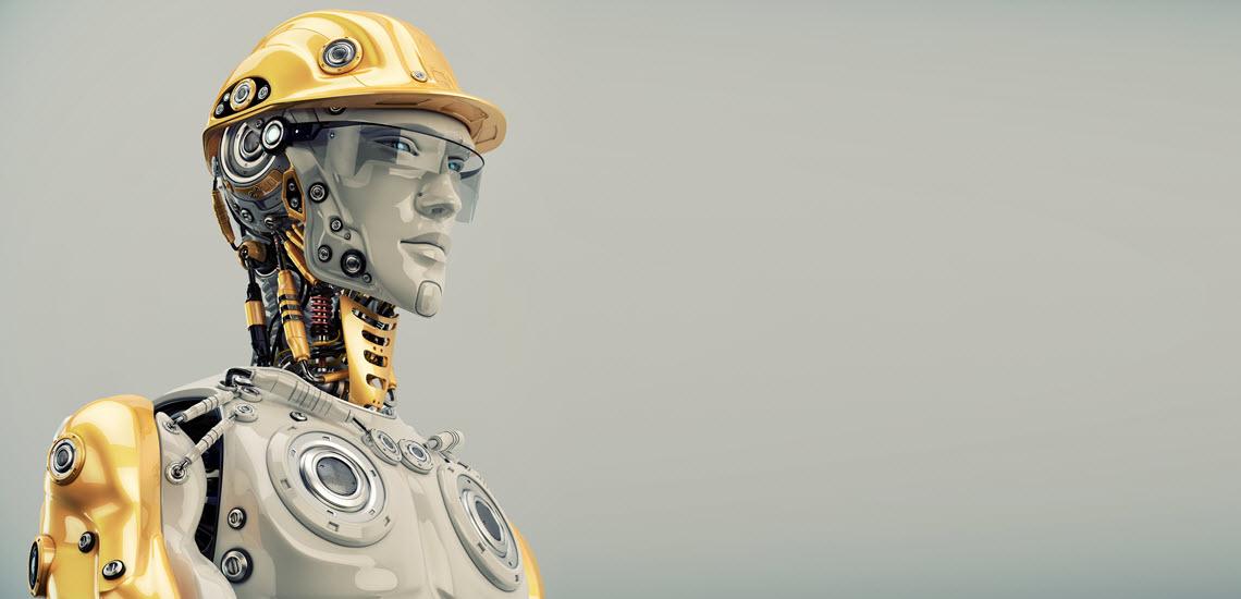 Future humanoid construction robot
