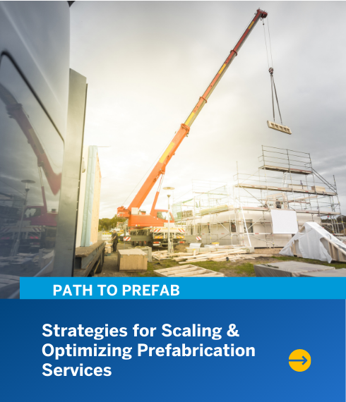 Strategies for Scaling and Optimizing Prefabrication Services