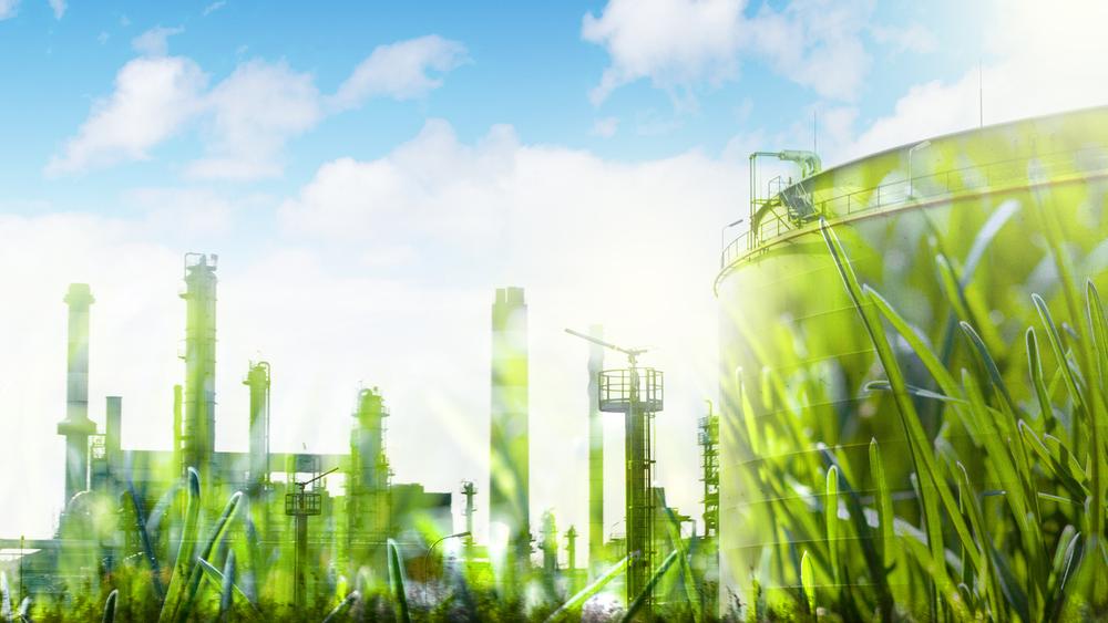 Eco-friendly industrial buildings