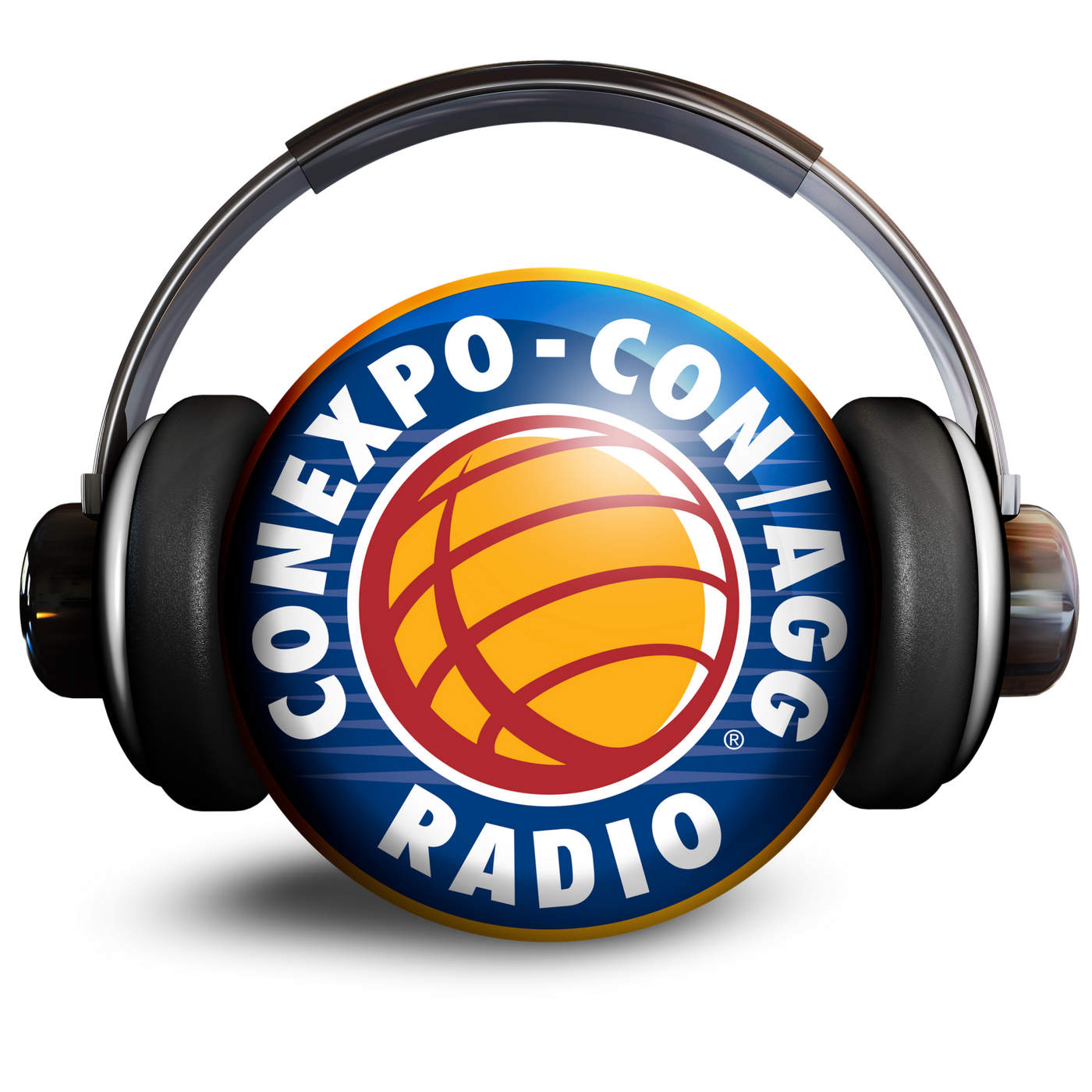 ConExpo-ConAgg Radio Podcast cover