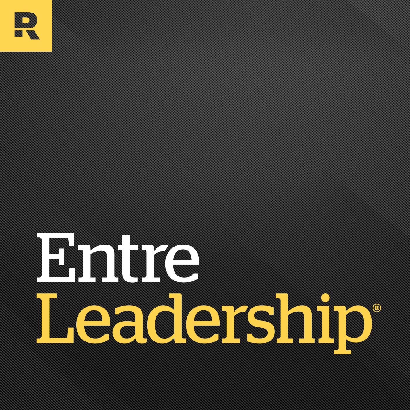 EntreLeadership podcast cover