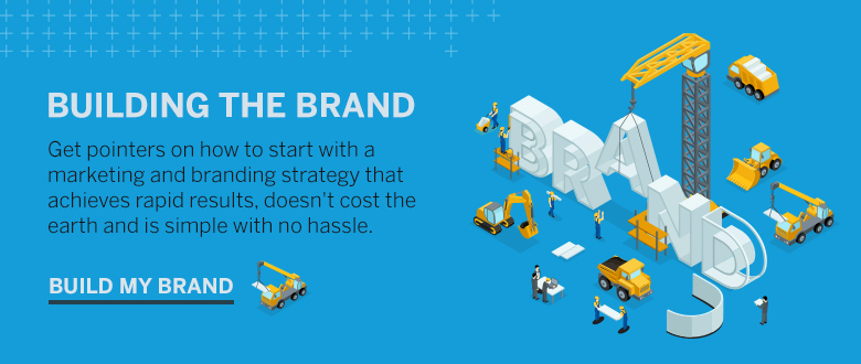 Download our guide to building your brand