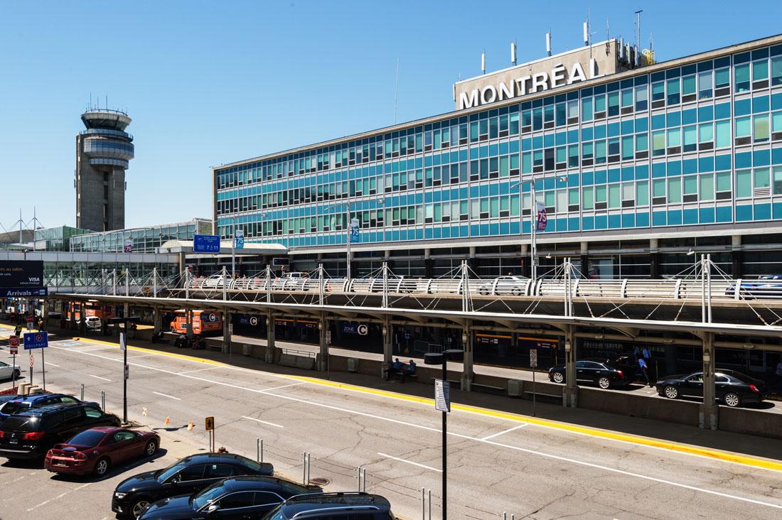 Montreal-Mirabel Airport