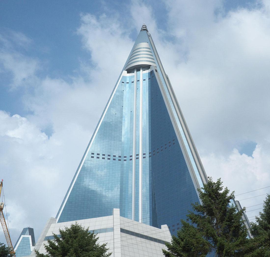 Ryugyong Hotel