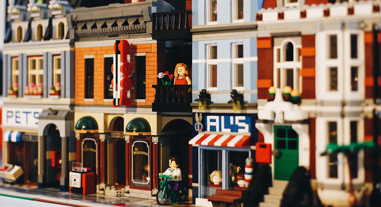 LEGO and Minecraft helping with BIM