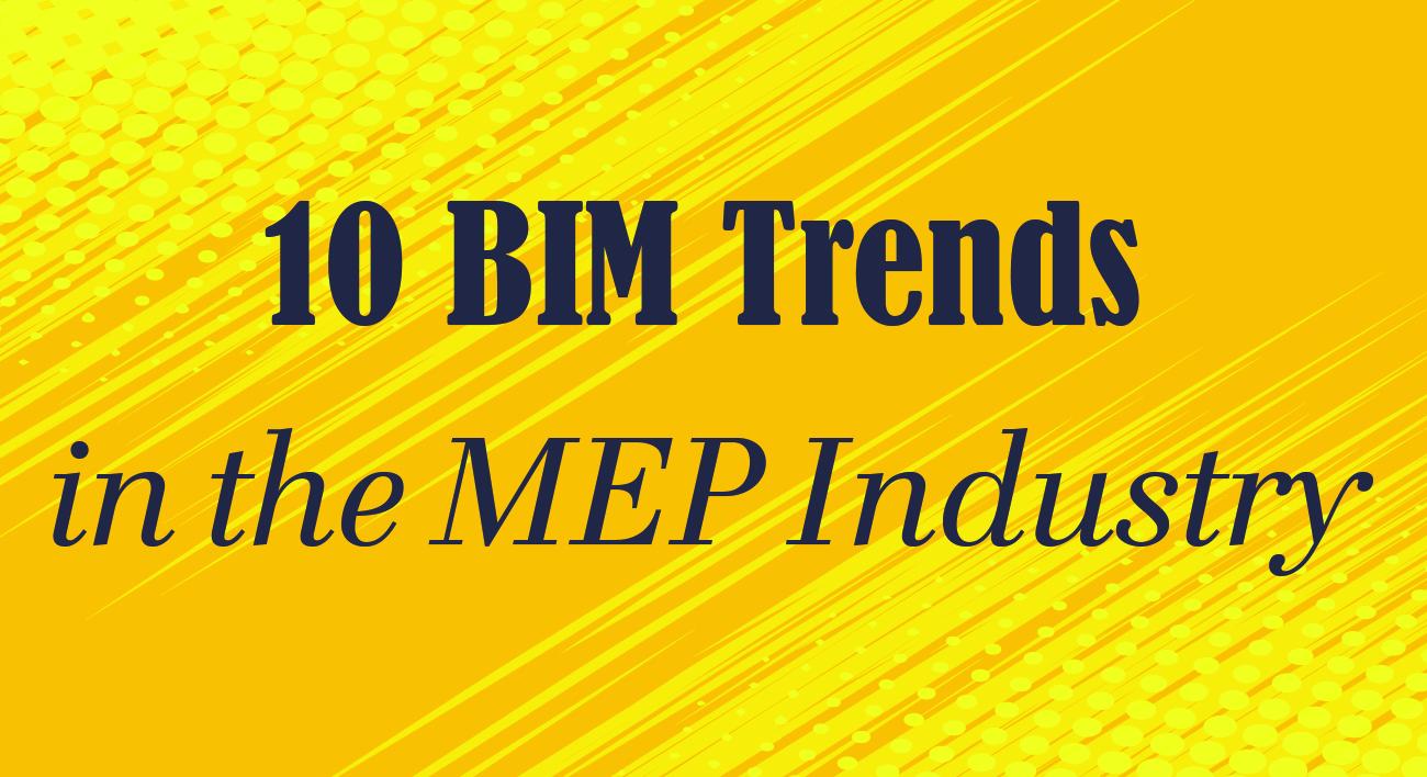 10 bim trends