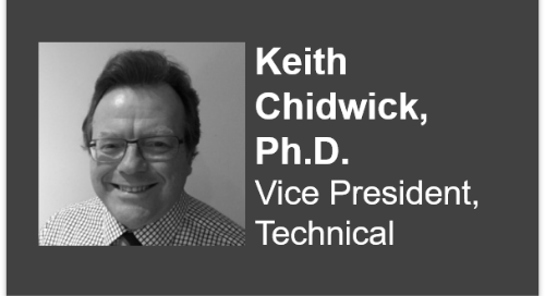 Keith Chidwick