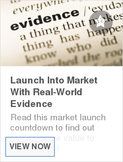 Launch Into Market With Real-World Evidence
