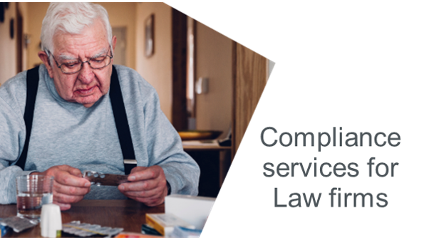 Compliance Consulting Services Brochure for Law Firms