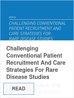Challenging Conventional Patient Recruitment And Care Strategies For Rare Disease Studies