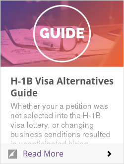 H-1B Visa Alternatives Guide