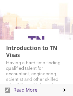 Introduction to TN Visas
