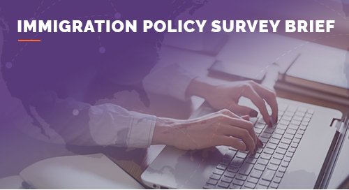Envoy Immigration Policy Survey Brief