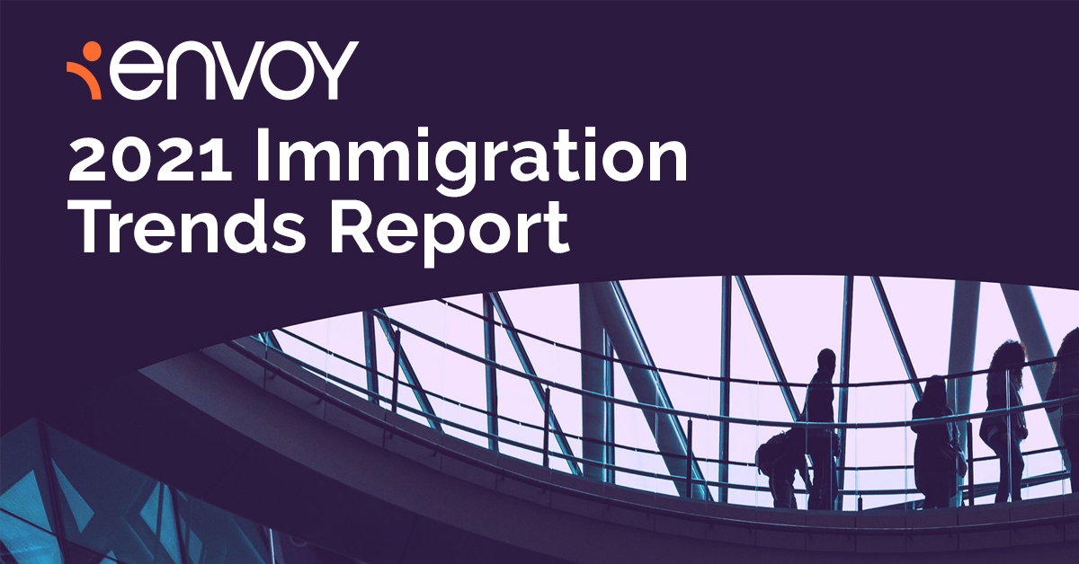 2021 Immigration Trends Report