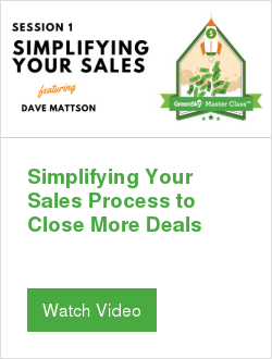 Simplifying Your Sales Process to Close More Deals