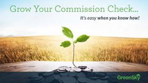 There are three ways to increase sales – and thereby boost commissions