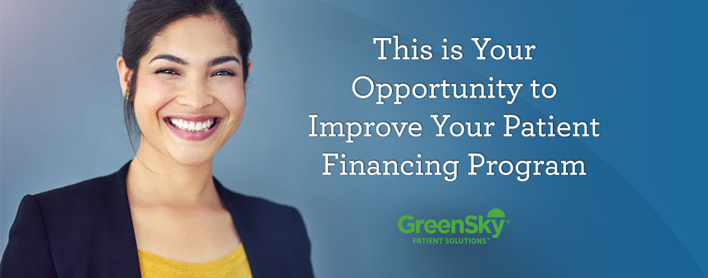 Treat financing like any other business expense