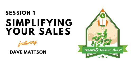 Click to watch the on-demand webinar: Simplifying Your Sales Process to Close More Deals.