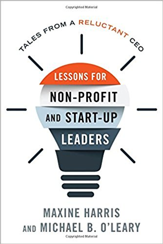 Maxine Harris, PhD is the co-author of Lessons for Non-Profit and Start-Up Leaders: Tales from a Reluctant CEO, and CEO of Community Connections, a large social service organization in Washington, DC.