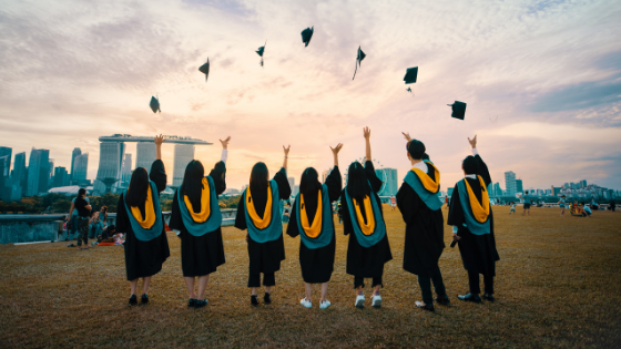 Higher Education Digital Transformation connects graduating alumni to the future of the academic institution