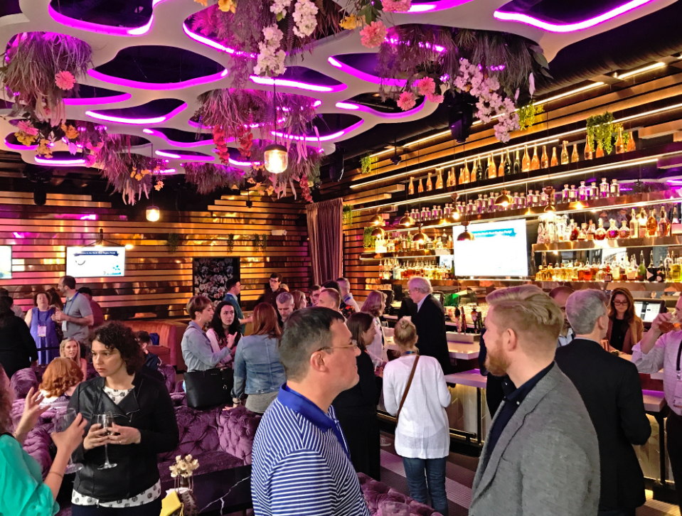 Appirio and Salesforce Happy Hour after the Higher Ed Summit 2019 in San Diego