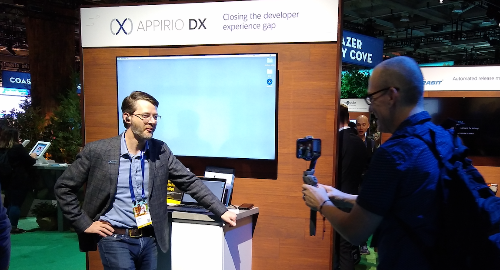 Appirio DX Dreamforce 2019 Roarke Lynch Trailhead Twitter Livestream